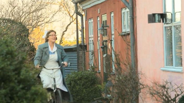 Elise cyklar