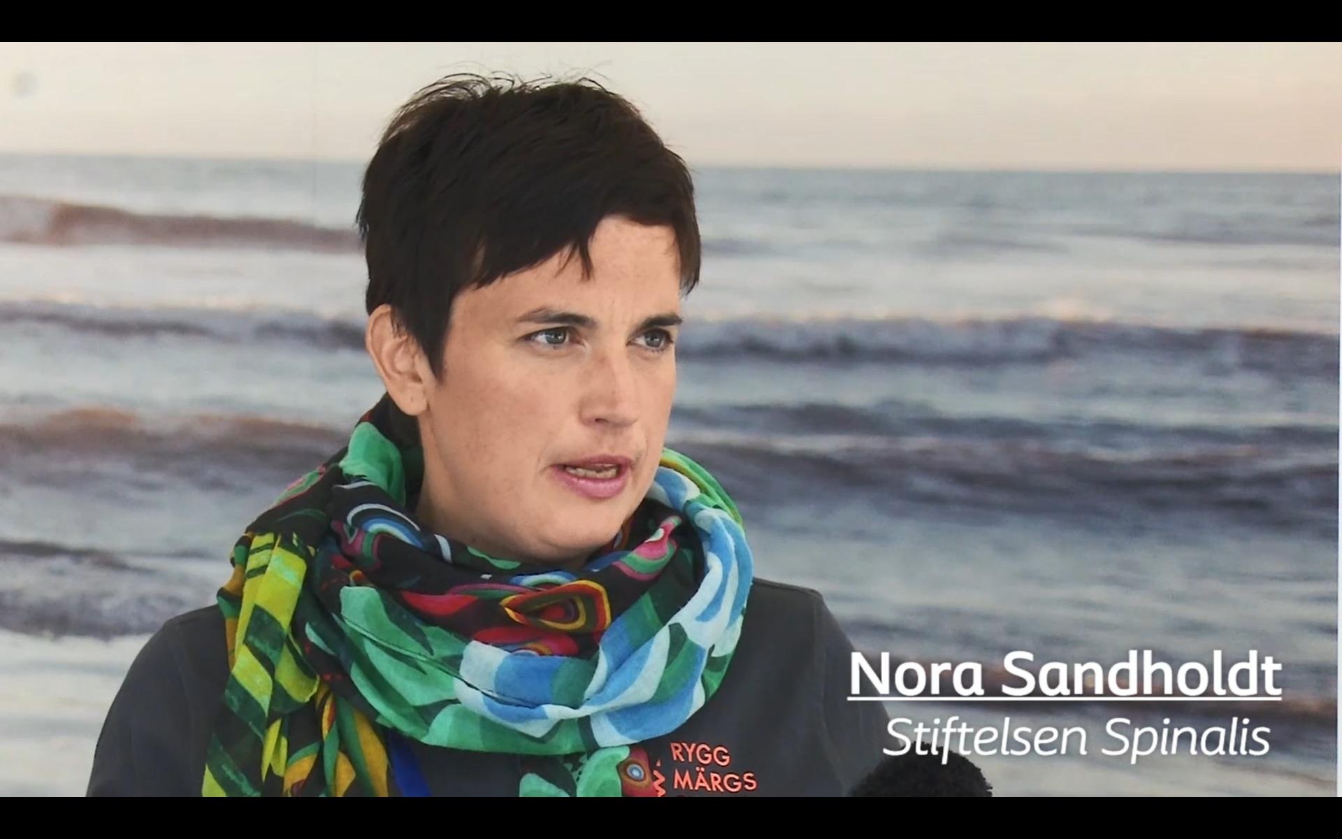 Nora Sandholdt