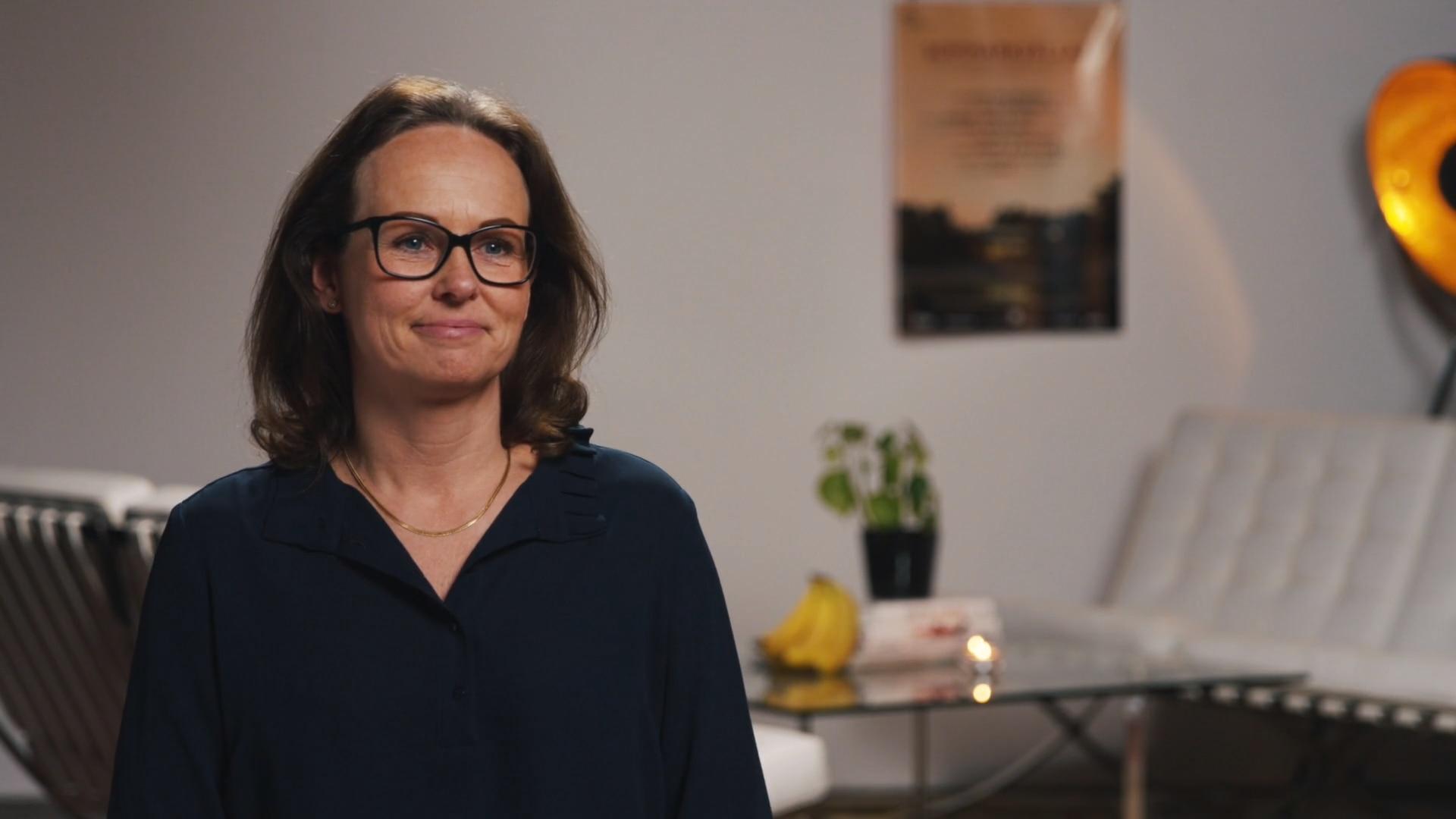 Ulrika Nilsson - Om moderna rutiner och produkter gör skillnad