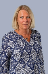 Susanne Larsson - Business Support Manager